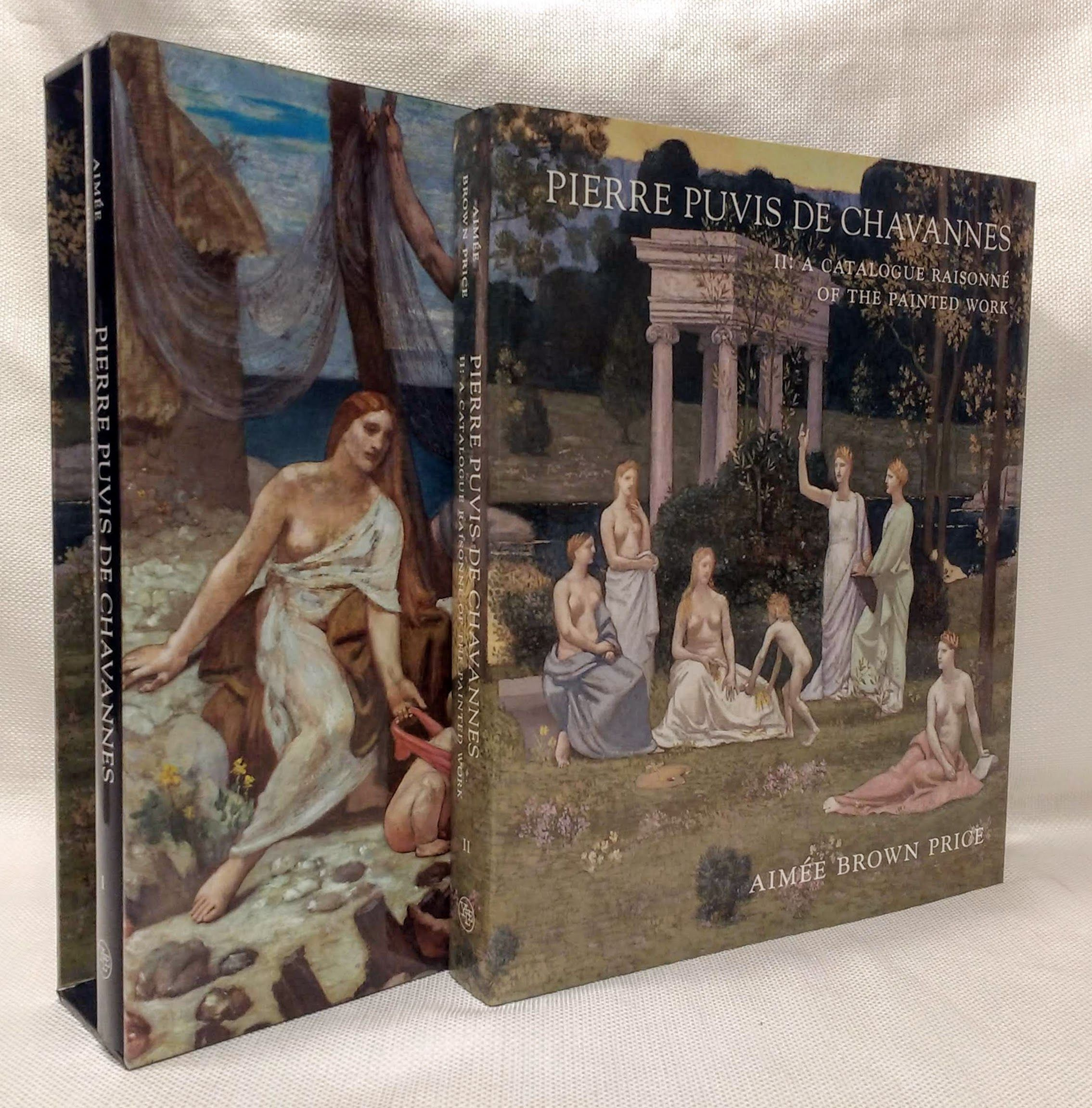 Pierre Puvis de Chavannes, Brown Price, Aim�©e