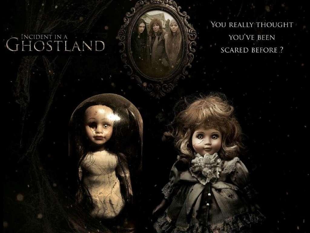 Το κουκλόσπιτο του τρόμου (Ghostland) Quad Poster Πόστερ