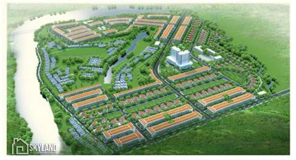 Thái Nguyên sơ tuyển nhà đầu tư Dự án Khu đô thị Viettime