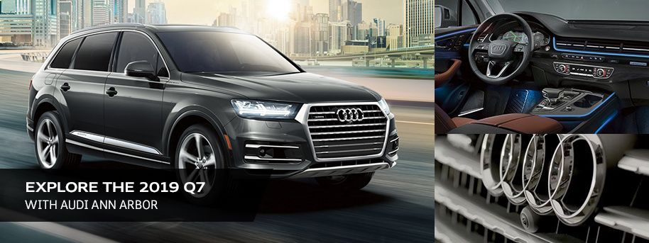 2019 Audi Q7 Model Overview at Audi Ann Arbor