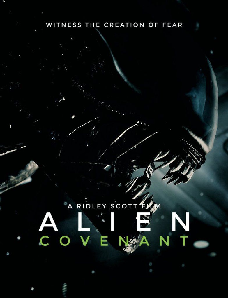 Poster Alien Covenant (2017) Full HD Movie Download In Hindi Dubbed