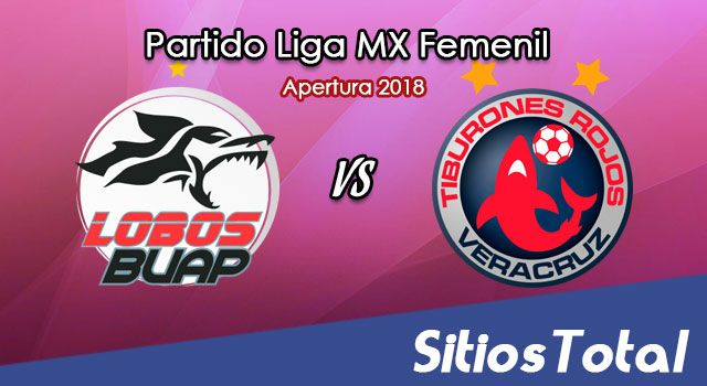 Ver Lobos BUAP vs Veracruz en Vivo – Liga MX Femenil – Domingo 19 de Agosto del 2018