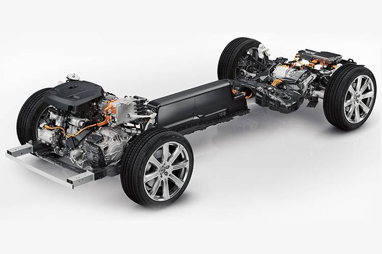 2019 Volvo XC90 Powertrain Options