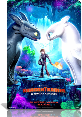 Dragon Trainer 3: Il Mondo Nascosto (2019).avi MD AC3 HDTS - iTA