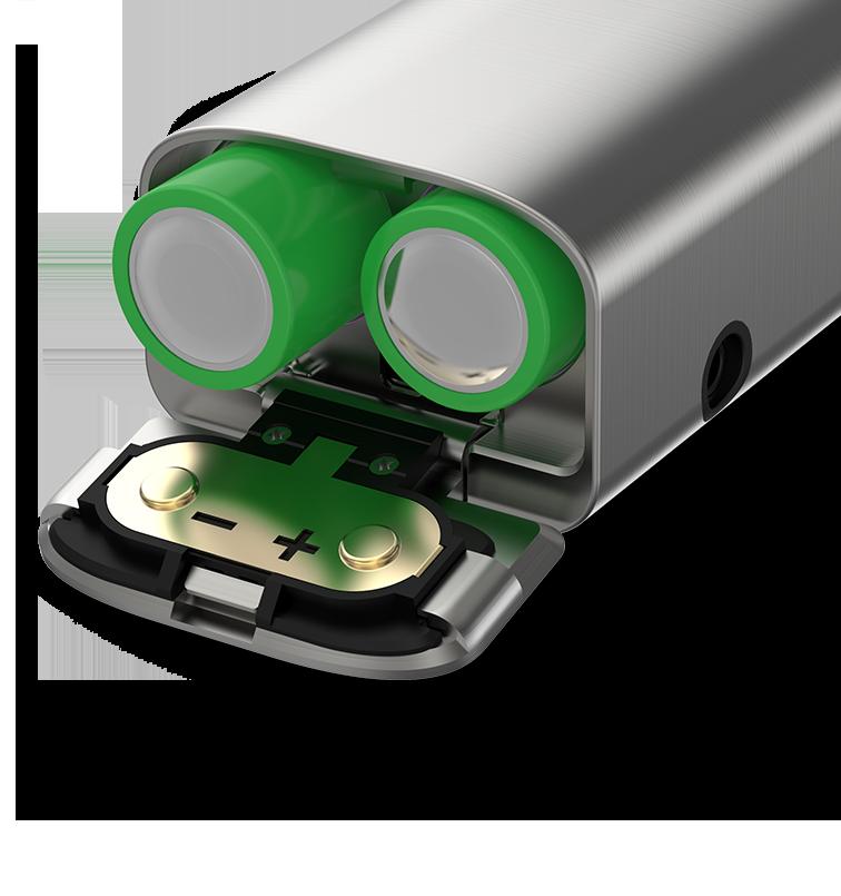 Joyetech OCULAR C Battery Mod: 150W max output with dual replaceable batteries_vaporl.com