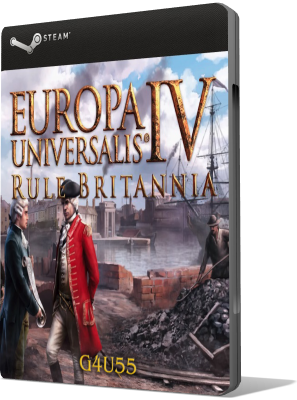 [PC] Europa Universalis IV: Rule Britannia (2018) - ENG