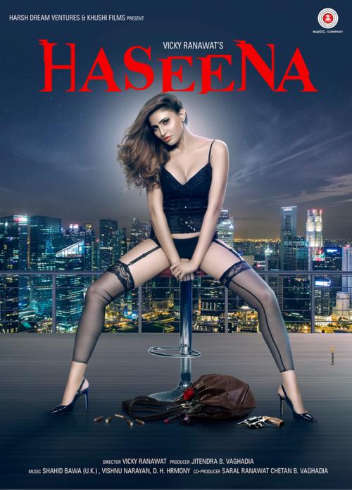 Poster Haseena 2018 Full Hindi Movie Download HD
