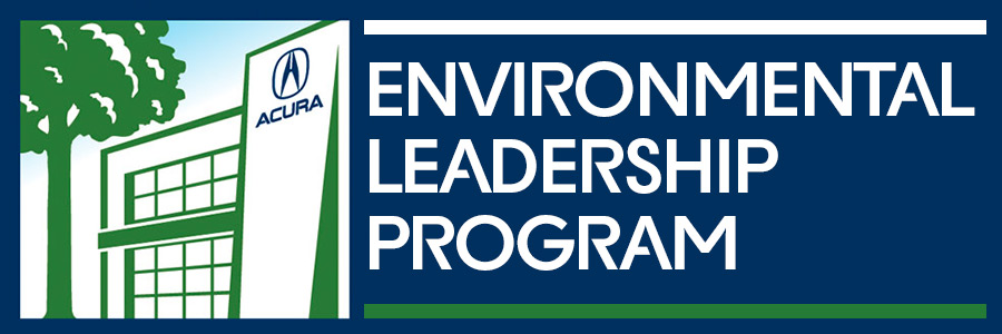 Acura Environmental Leadership Program