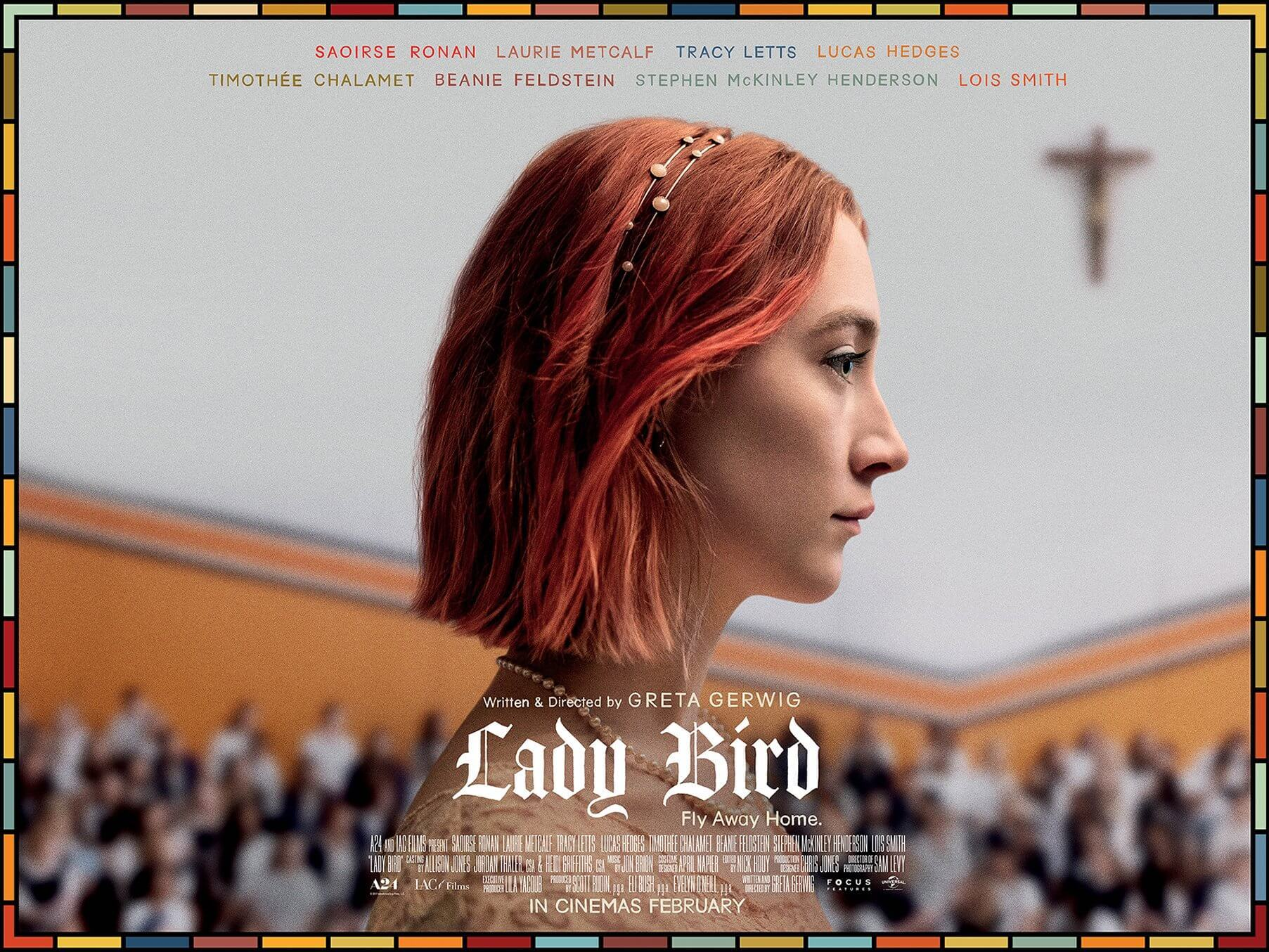 Lady Bird Quad Poster Πόστερ