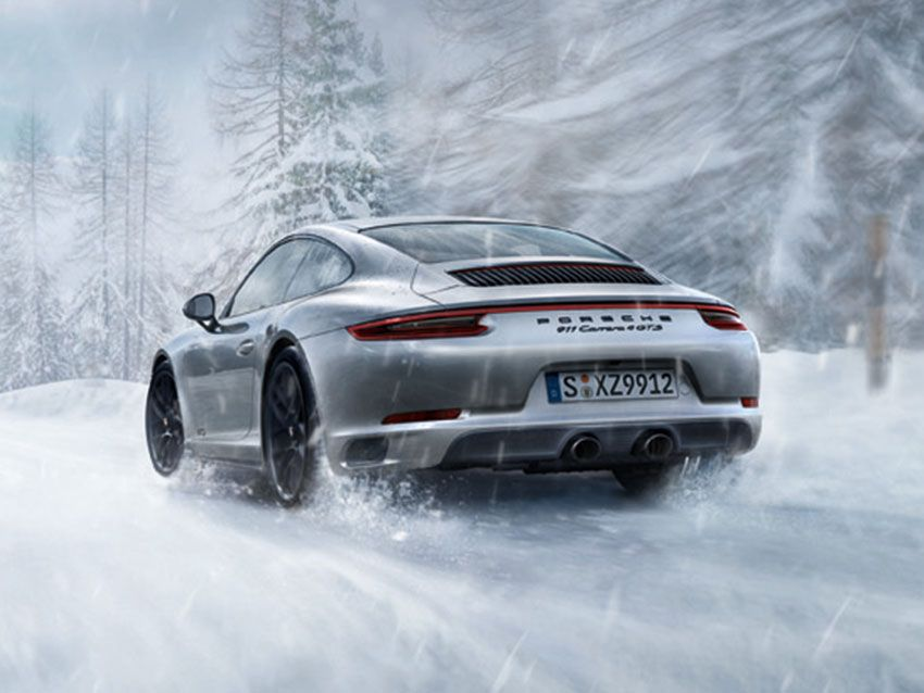 Porsche Winter Tires