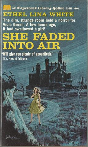 She Faded Into Air, Ethel lina White