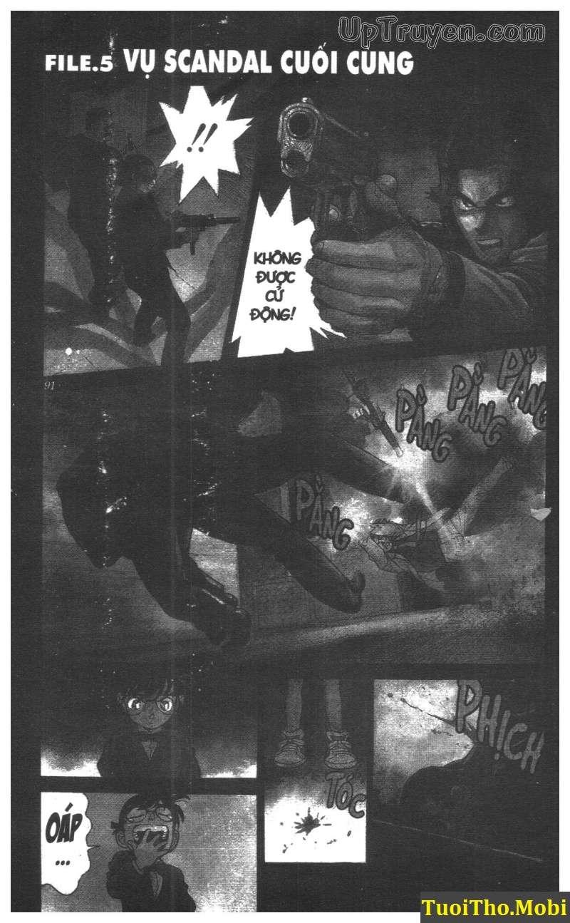 đọc truyện Conan bộ đặc biệt chap 14 trang 0