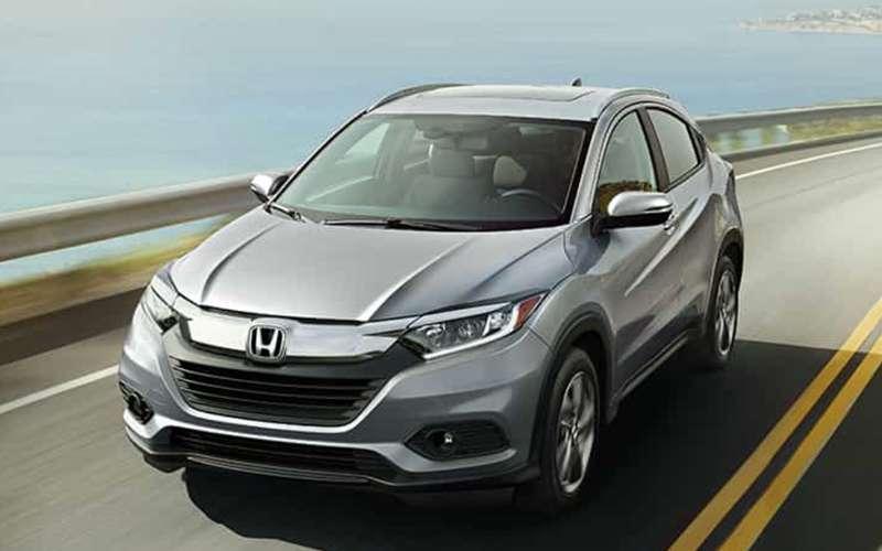 2020 Honda HR-V Exterior Styling