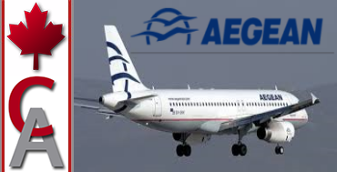Aegean Airlines Tour