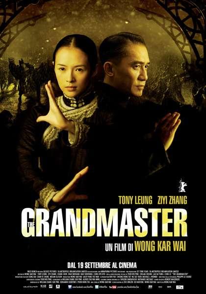The Grandmaster (2013) DVD9 Copia 1:1 ITA CHI