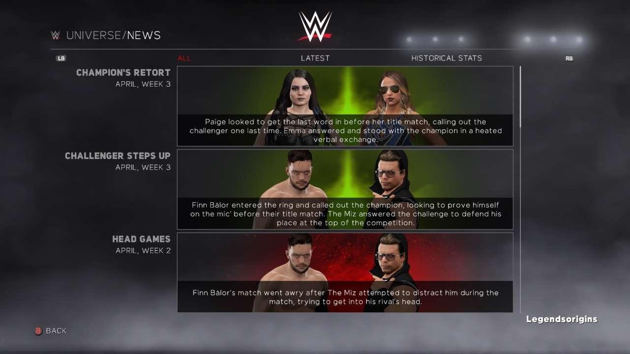 WWE 2K17 Universe - WWE Games - BrendenPlayz