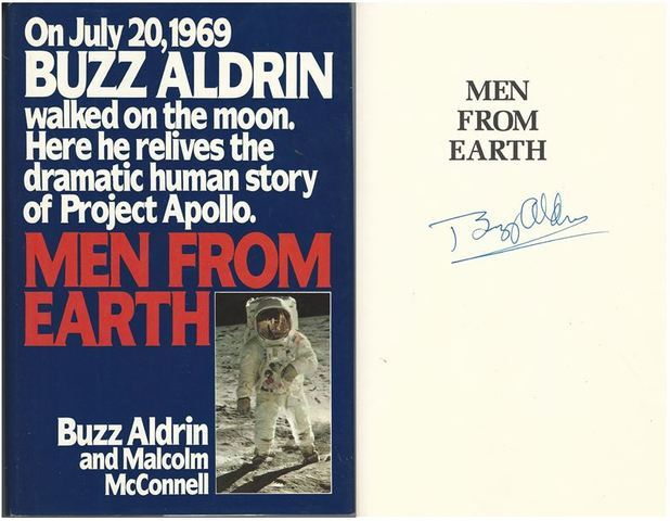 Men from Earth, Aldrin, Buzz