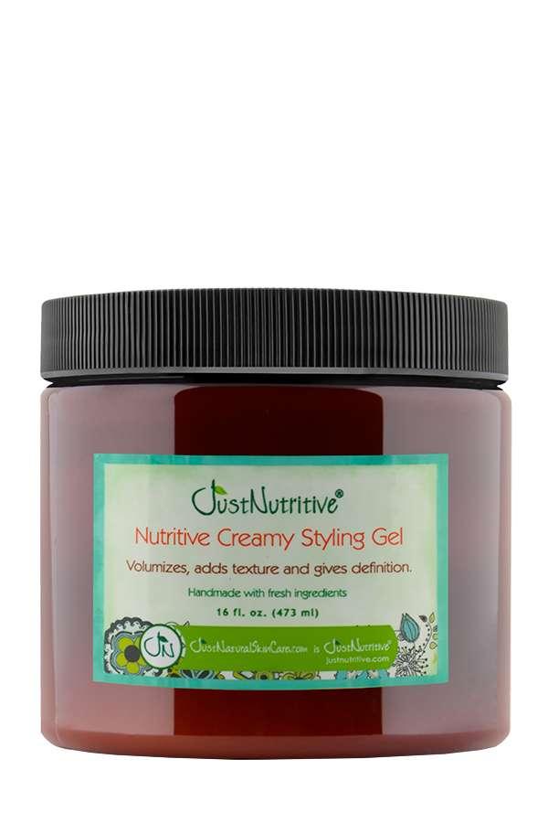 Just Nutritive Creamy Styling Gel 16 oz.