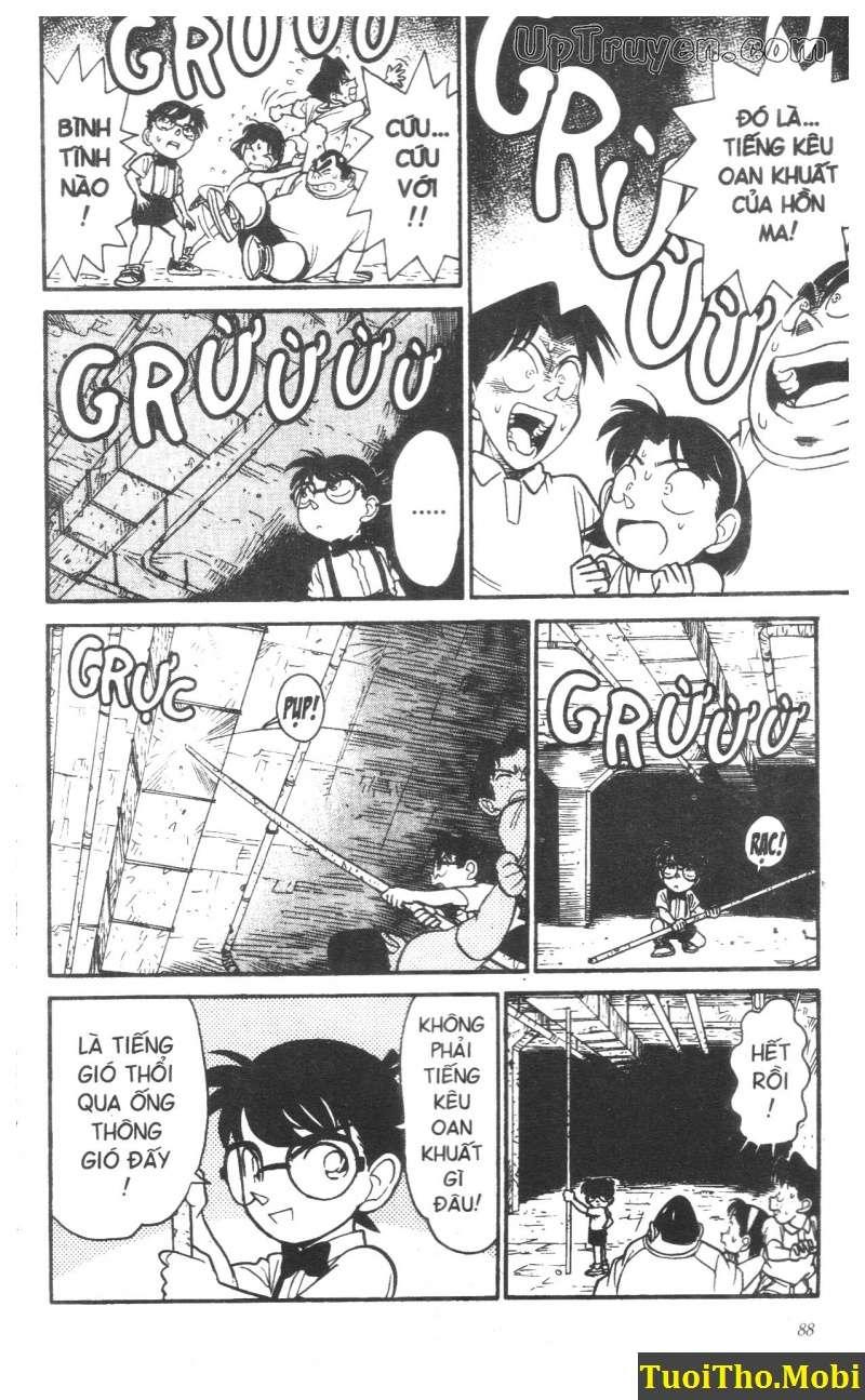 đọc truyện Conan bộ đặc biệt chap 5 trang 5