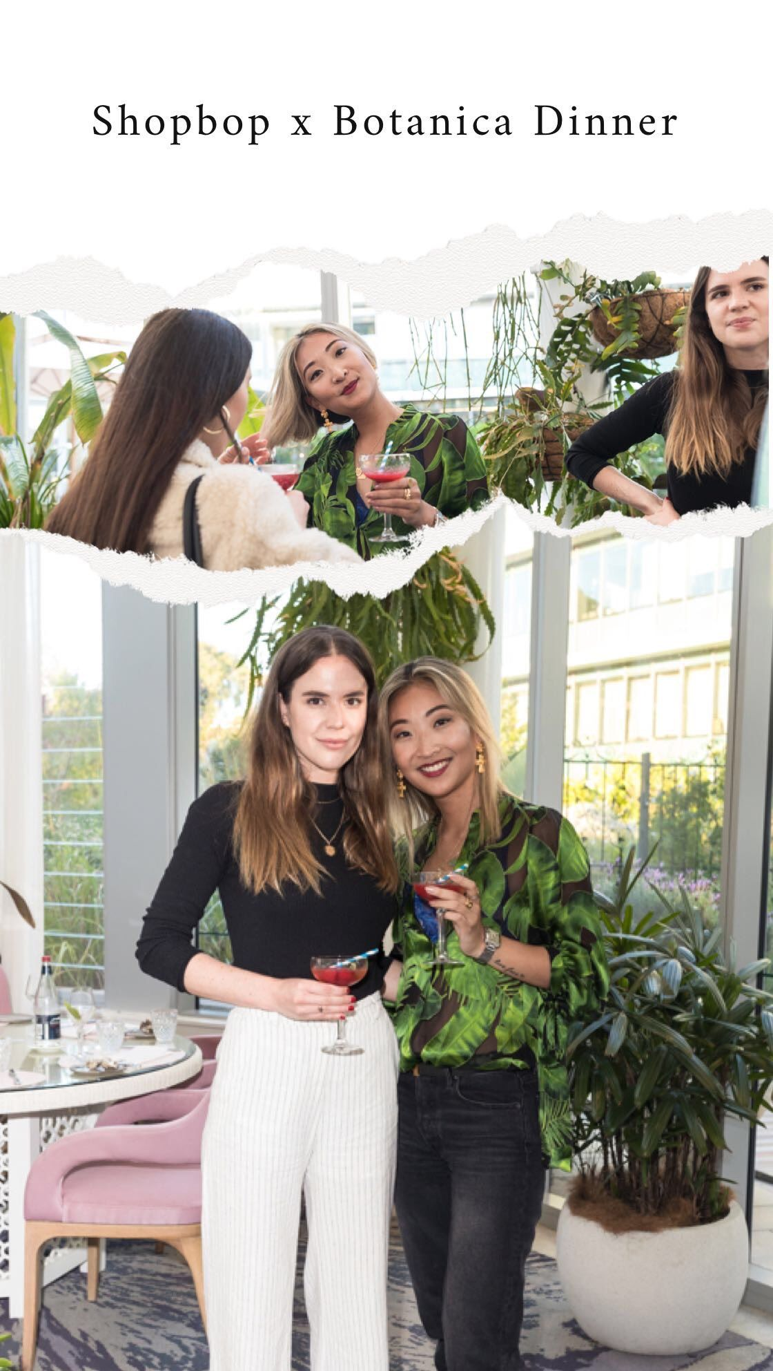 Shopbop x Botanica - Ally May Carey, Helen Chik