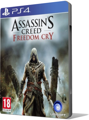 [PS4] Assassin's Creed Freedom Cry (2014) - FULL ITA