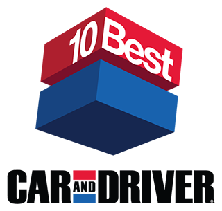 Car and Driver 10 Best Midsize Luxury Truck & SUV