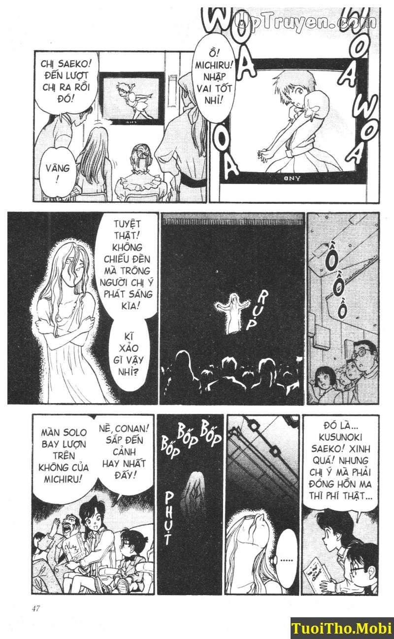 đọc truyện Conan bộ đặc biệt chap 3 trang 2