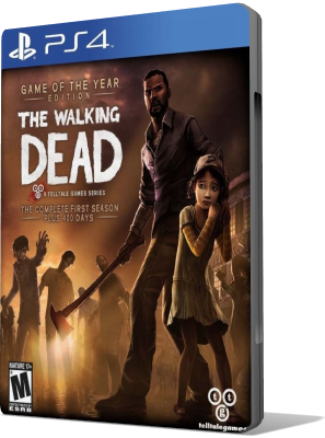[PS4] The Walking Dead: The Complete First Season (2014) - SUB ITA