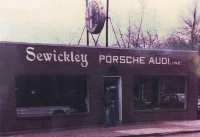 Original Sewickley Porsche