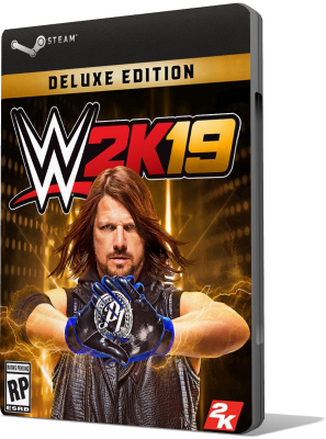 [PC] WWE 2K19 - Update v1.02 incl. DLC (2018) - SUB ITA