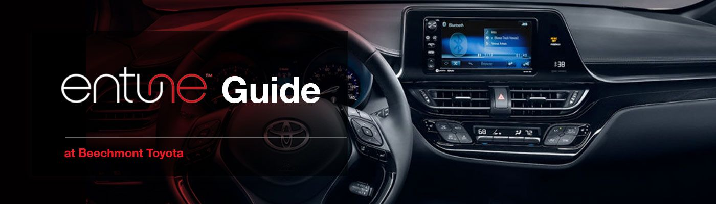 Toyota Entune Guide
