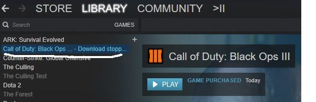 my call of    download stop on steam // help me p