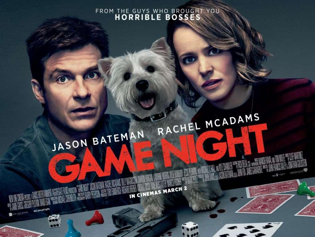 Game Night Quad Poster Πόστερ