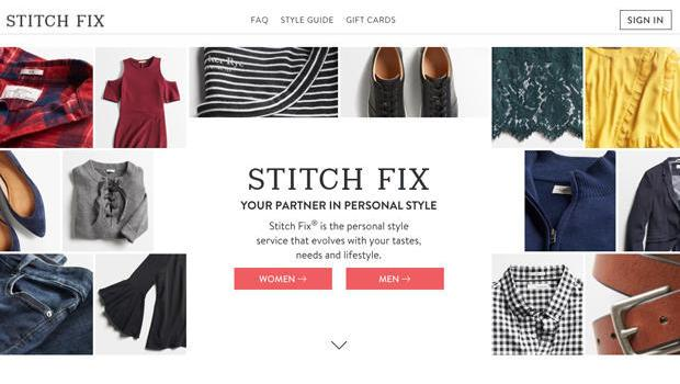 try Stitch Fix for FREE