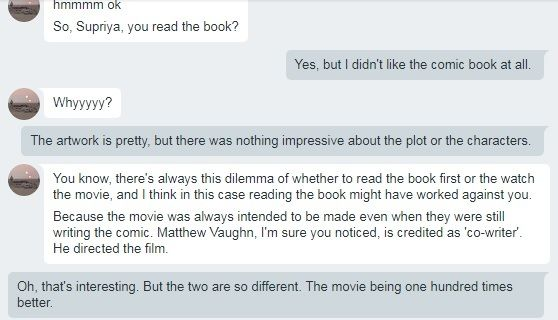Book vs Film: We chatted about which medium triumphs in the case of
