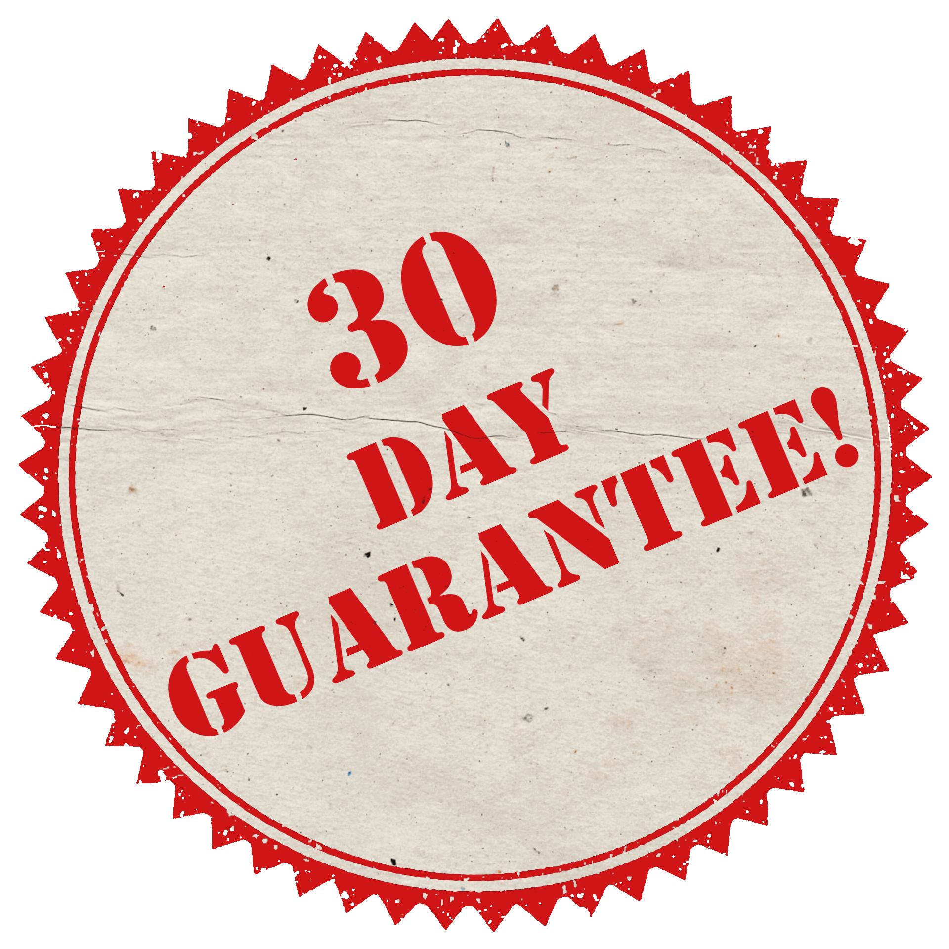 30 Day Money-Back Guarantee | BonBonWares