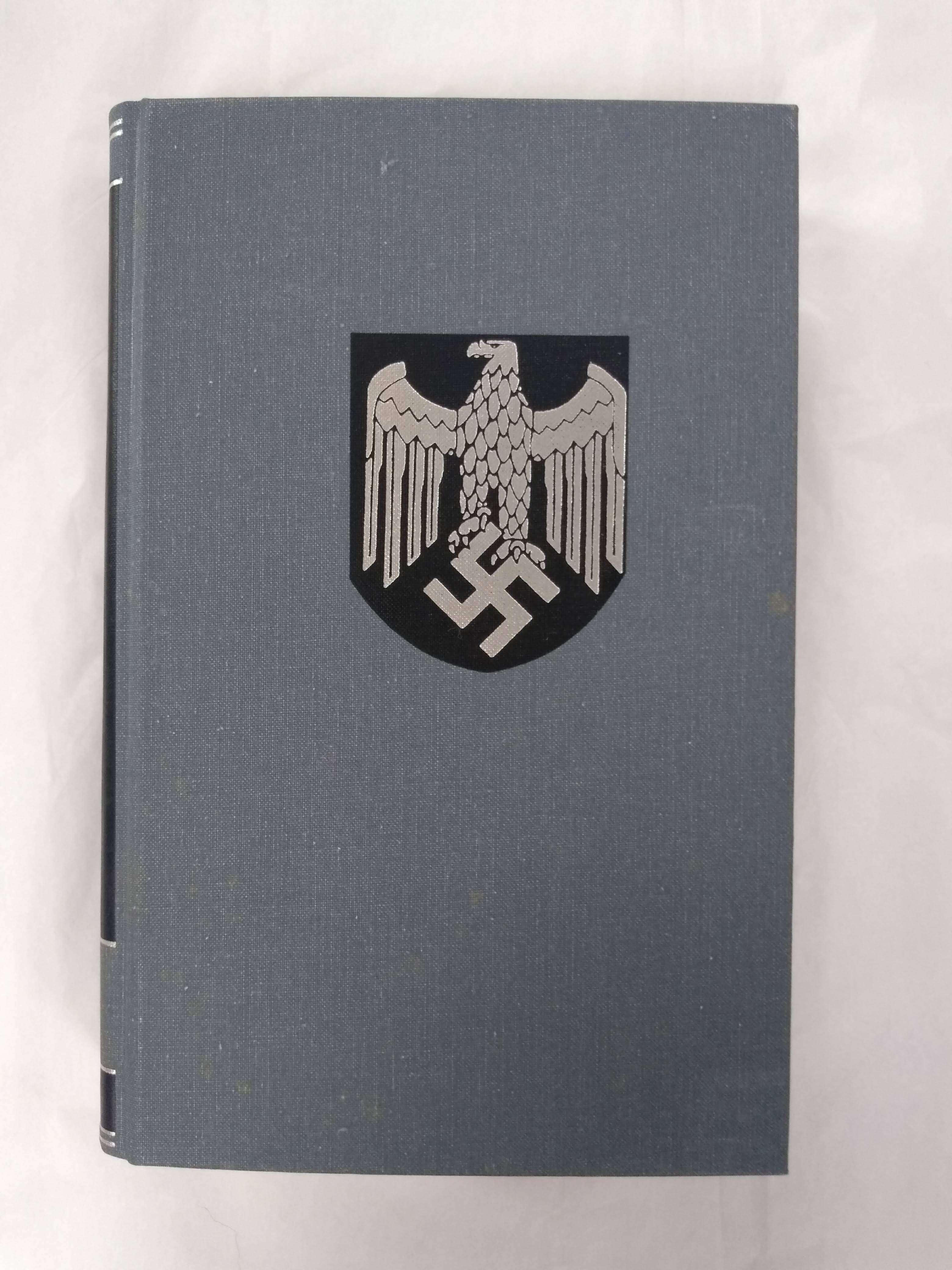 Handbook of the German Army 1940
