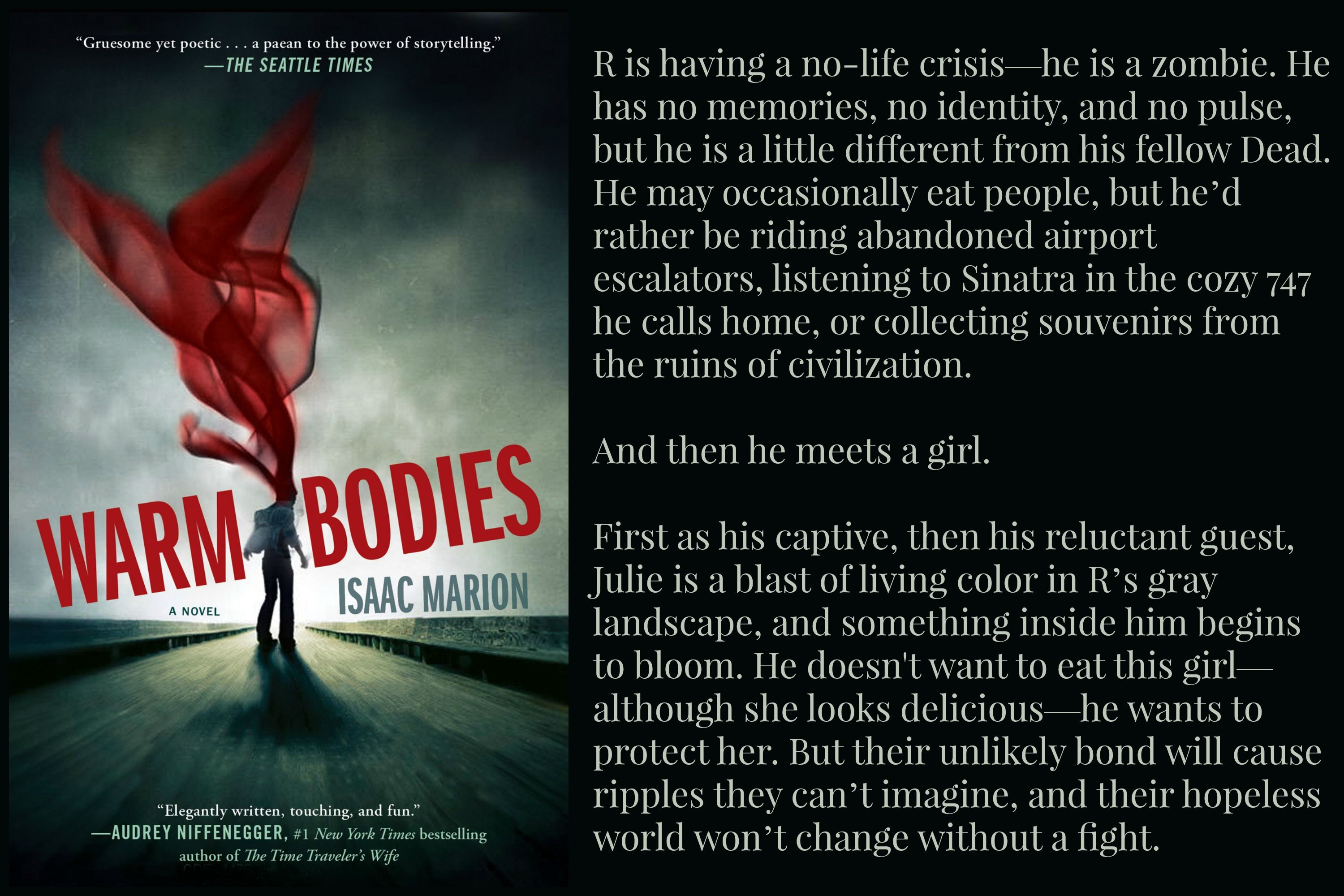 Warm Bodies book review