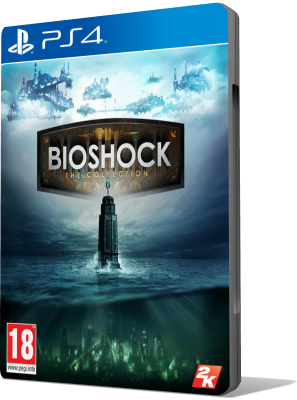 [PS4] BioShock: The Collection 1 and 2 (2016) - FULL ITA
