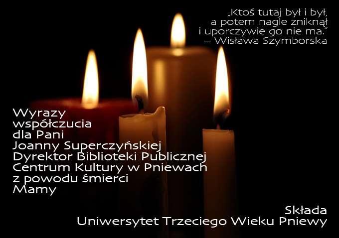 Żyli wśród nas – Ilona Bańdurska