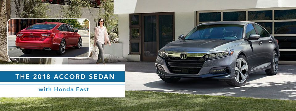 All-New 2018 Honda Accord Model Overview at Honda East