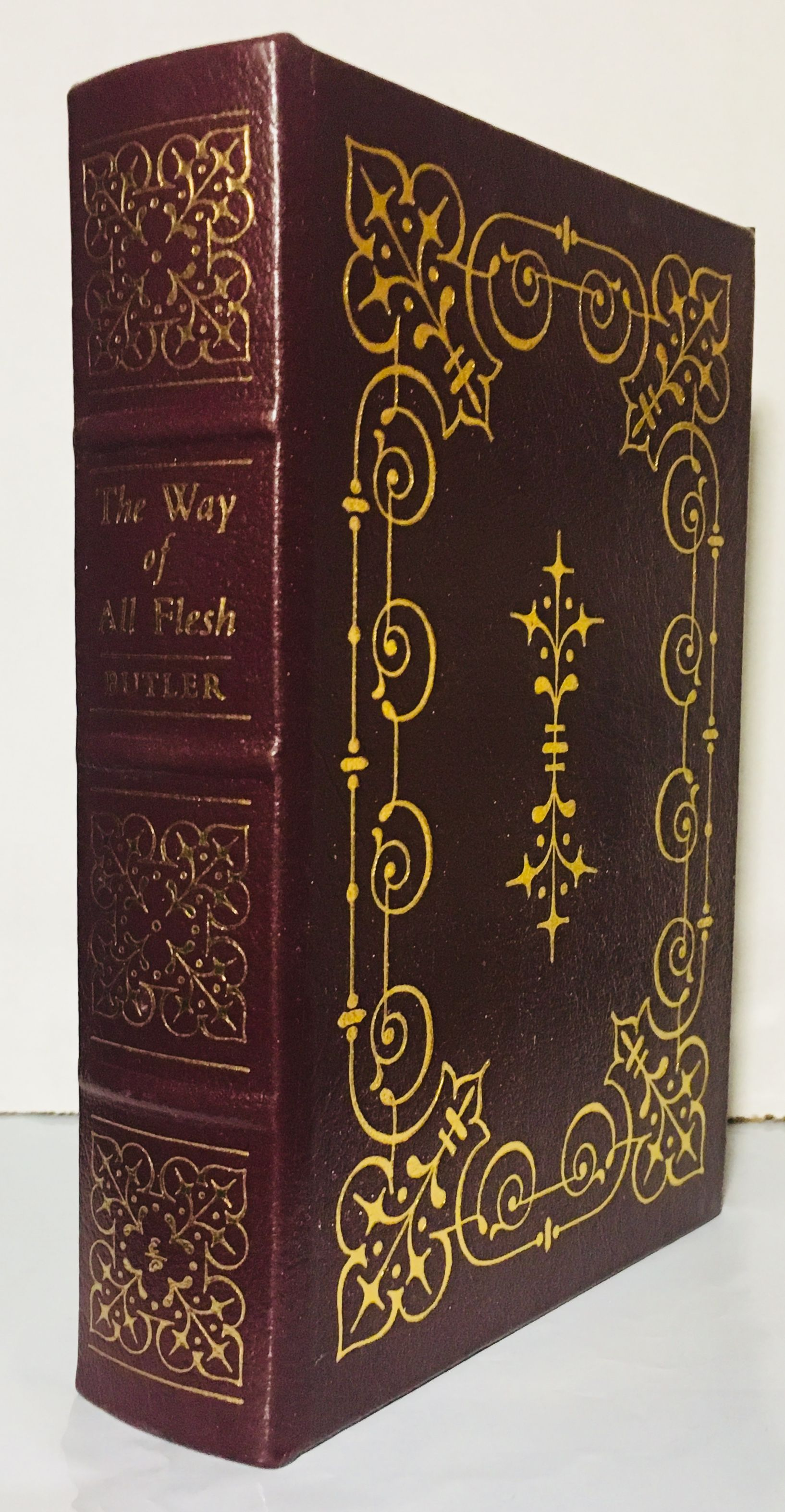 The Way of All Flesh (Collector's Edition). The 100 Greatest Books Ever Written, Butler Samuel