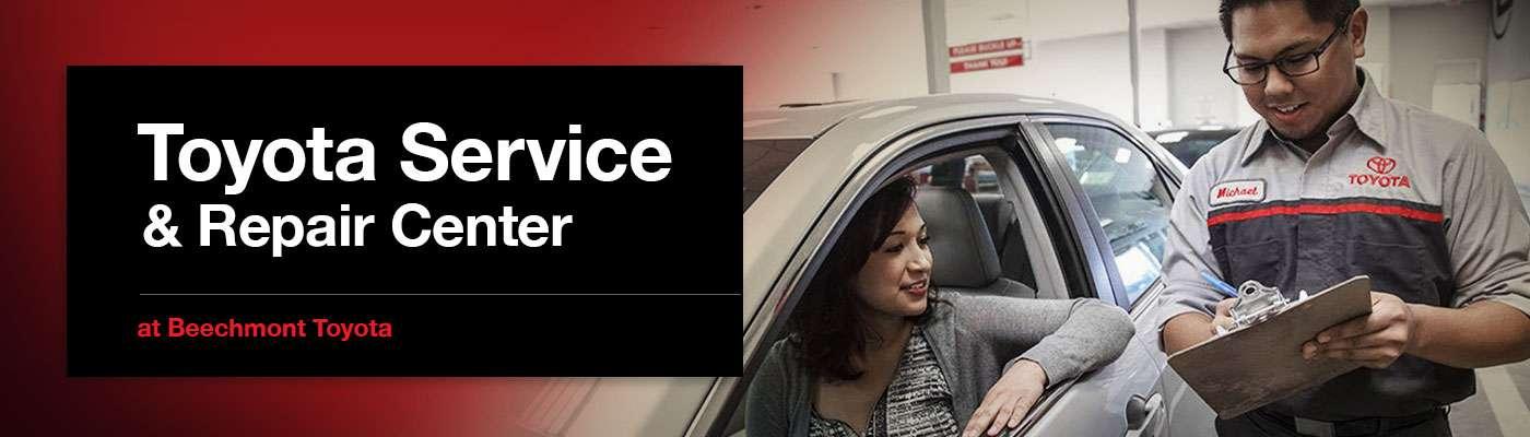 Toyota Service and Repair Center Cincinnati