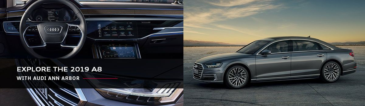 2019 Audi A8 Model Review Coming Soon at Audi Ann Arbor
