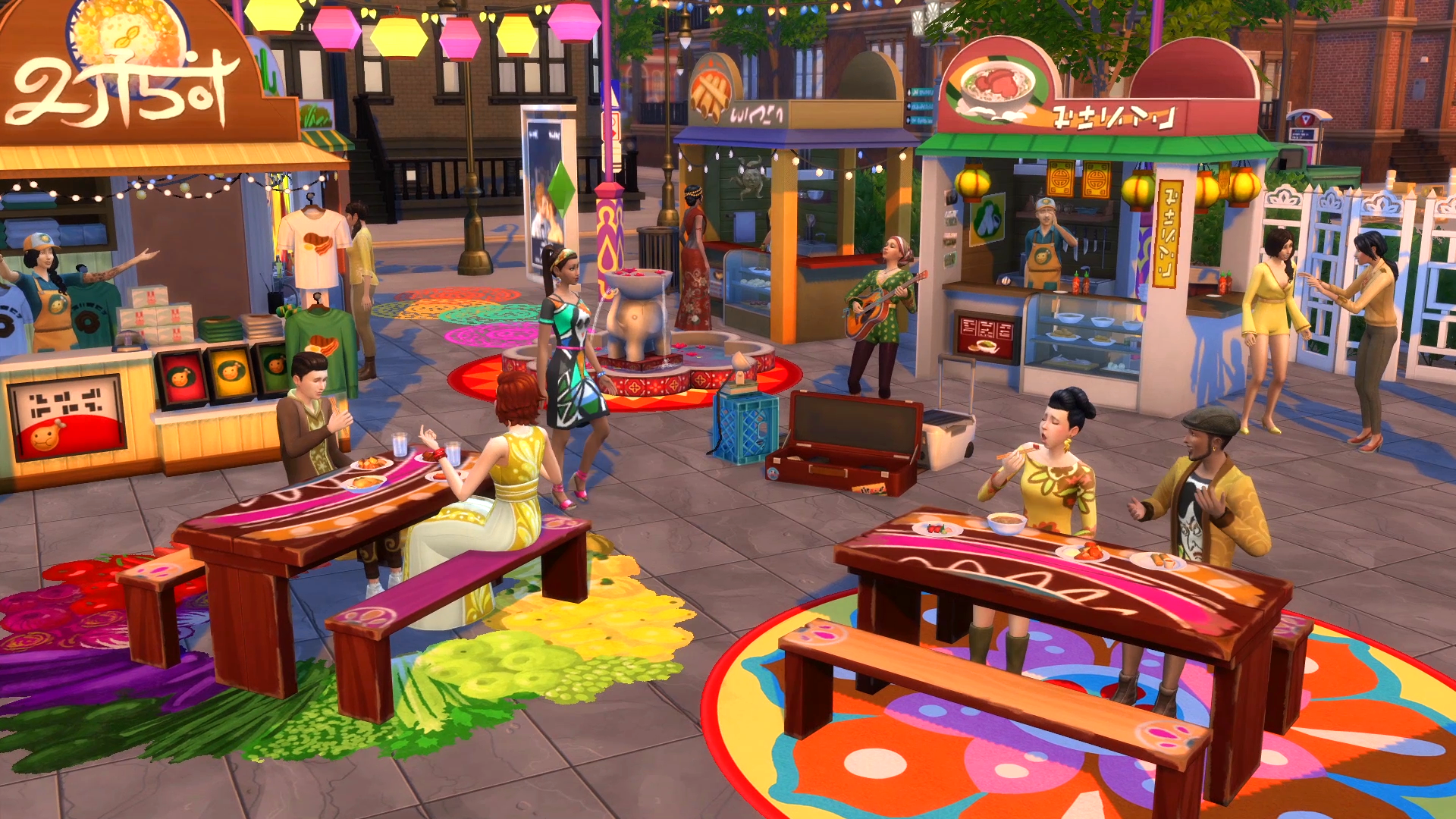 PC] The Sims 4 City Living INTERNAL-RELOADED [Simulation|ISO