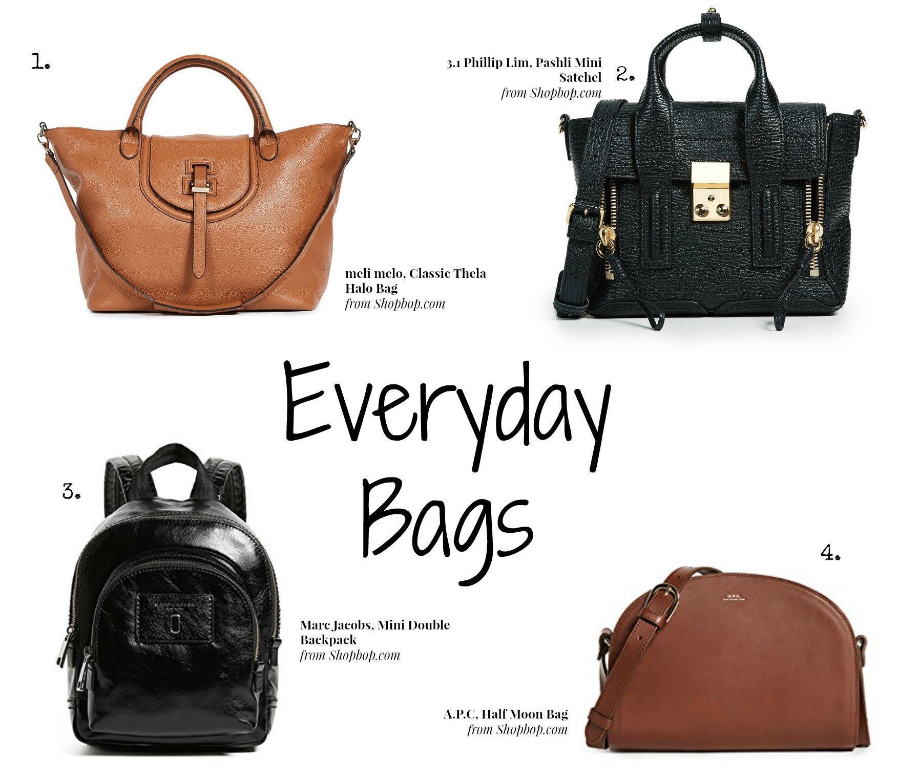 Shopbop Sale - Everyday Bags