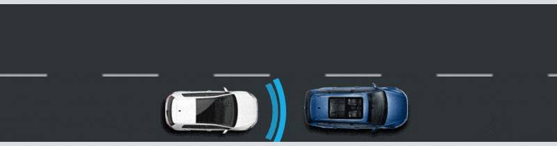 Volkswagen Driver Assistance Adaptive Cruise Control