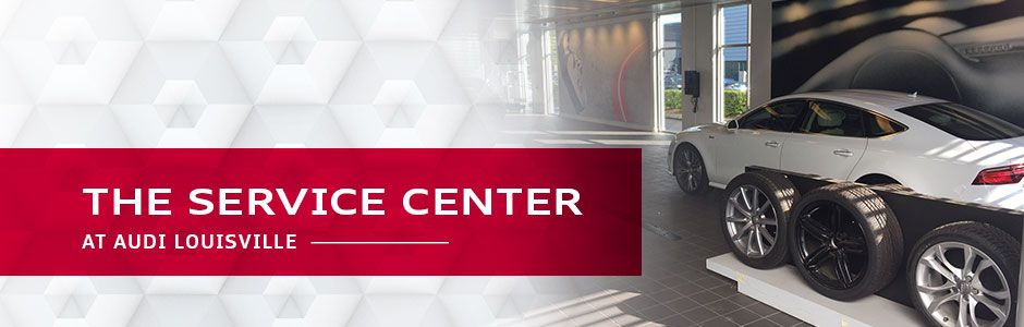 Service Center at Audi Louisville