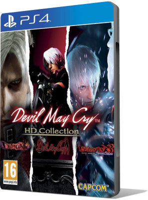 [PS4] Devil May Cry HD Collection (2018) - SUB ITA