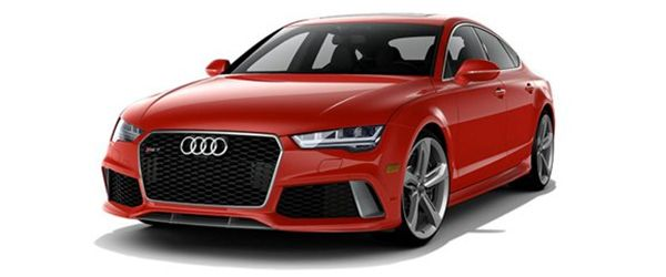 Audi RS7 Exclusive Lease Offer Santa Monica